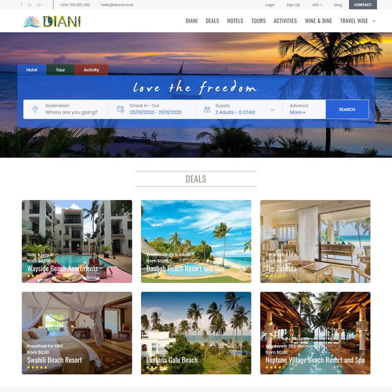 Diani.travel